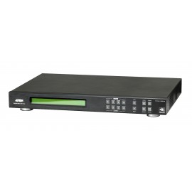 4x4 4K HDMI Matrix Switch with Scaler