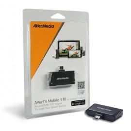 AVerTV Mobile 510 : Digital TV DVB-T2 Tuner for Android