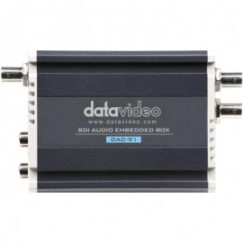 Audio Embedder