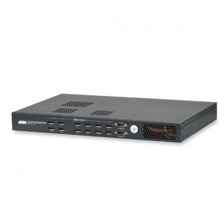 12-Port DP Video Wall Media Player