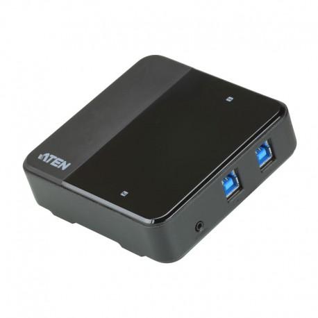 2-port USB 3.0 Peripheral Sharing Device