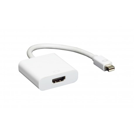 Mini DisplayPort to 4K HDMI Active Adapter