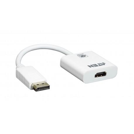DisplayPort to 4K HDMI Active Adapter