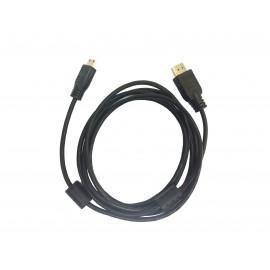 2 meter minHDMI to HDMI (M/M)