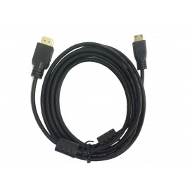 3 meter minHDMI to HDMI (M/M)