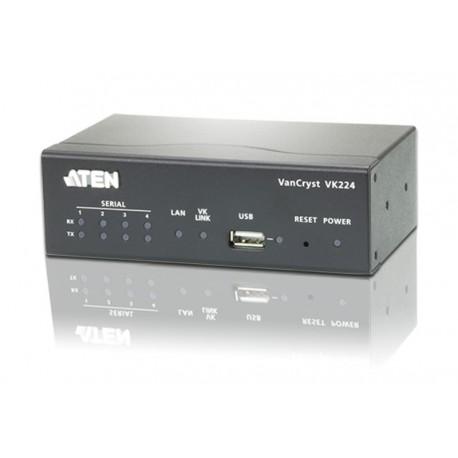 4-Port Serial Expansion Box for VK2100