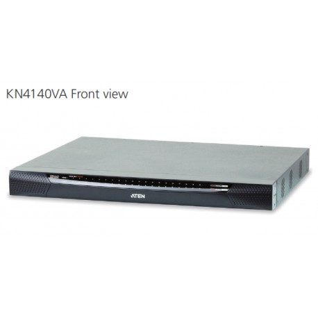 1-Local 4-Remote 40-Server KVM over IP Switches with Audio