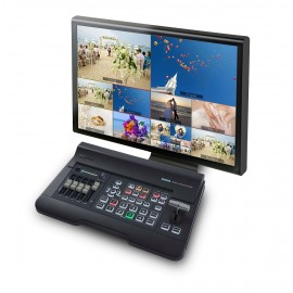 4 Input HD digital video switcher