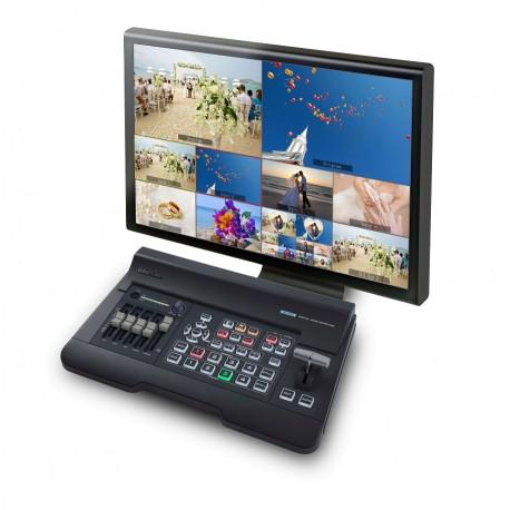 4 Input HD digital video switcher