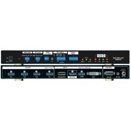 2x2 Video Wall Box (วิดีโอวอลล์) 90/180/270 องศา Rotate support with PIP