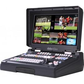 เครื่องผสมสัญญาณภาพ 12 CH HD/SD Mobile Studio