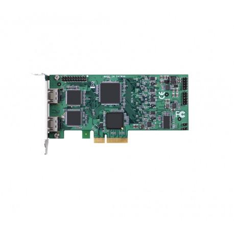 4K HDMI Capture Card support HDMI 1.4B x 2 Port