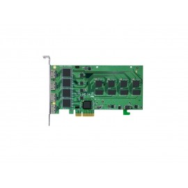 4CH HDMI Video Streaming Capture PCI-Ex Card