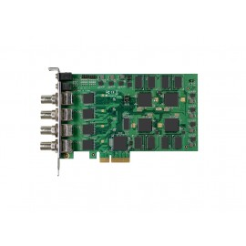 4CH SDI Video Streaming Capture PCI-Ex Card H/W Compress