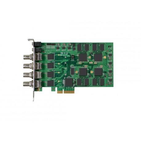 4-Port SDI Capture Card 1080p@60Hz Hardware Compression