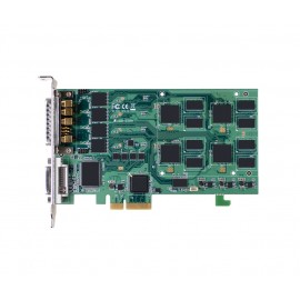 4-Port SDI Video Streaming Capture PCI-Ex Card H/W Compress