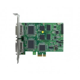 2-Port DVI Capture Card 1920x1080p@30Hz Hardware Compression