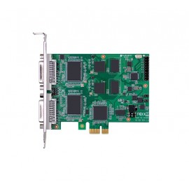 2CH Multi-Format Video Streaming Capture PCI-Ex Card