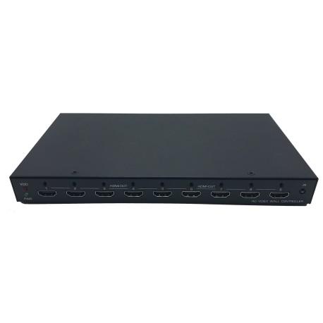 1x9 Video wall controller