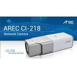 18x optical zoom Network Camera