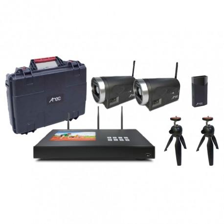 AREC Portable Media Set