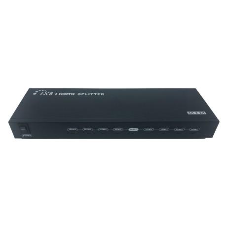 4Kx2K 1x8 HDMI Splitter