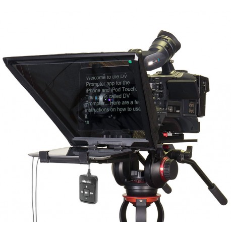 Large Screen Prompter Kit for ENG Cameras