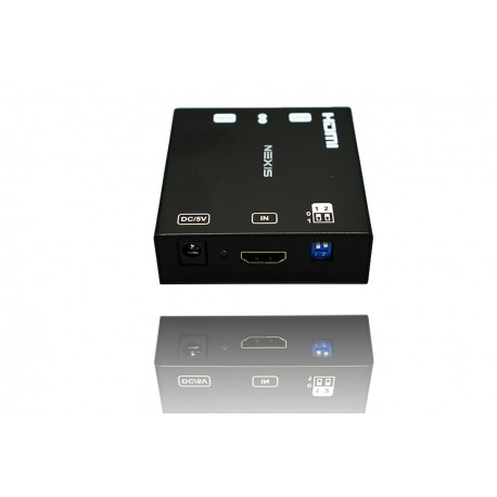 2 Port HDMI Splitter support 3D