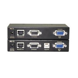 KVM/USB Extender CAT5 100M