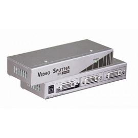 DVI Video Splitter 2-Port