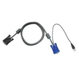 USB KVM cable 5M (16FT)