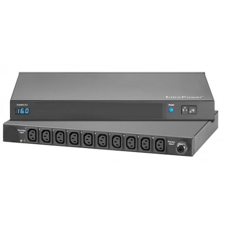 Switched PDU + Outlet Measurement 16A : C13x8