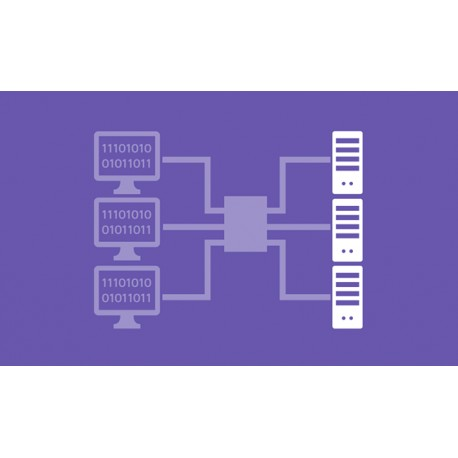 Computer modules for digital matrix systems