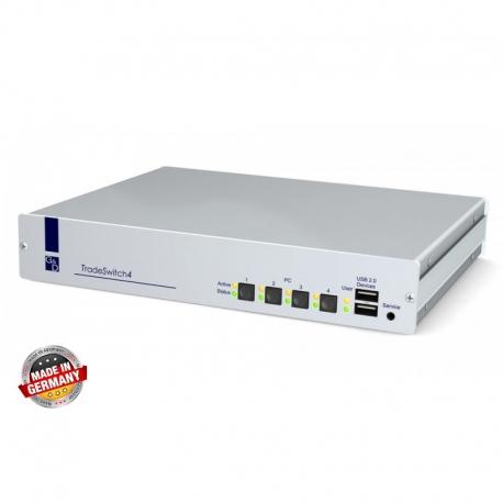 4-Port USB KM (HID) Switch