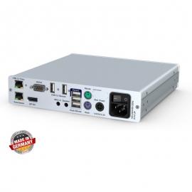 KVM Extender transmission of DisplayPort™ signals via CAT or fibre optics