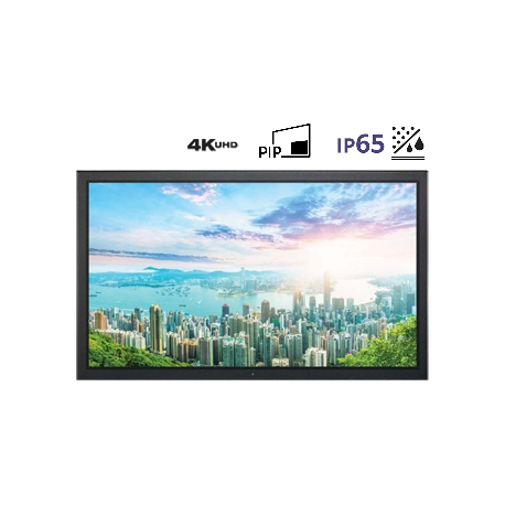 """Professional and Versatile 16:9 (4K / FHD) 65"""" LED Monitor"""