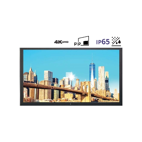 """Professional and Versatile 16:9 (4K / FHD) 55"""" LED Monitor"""