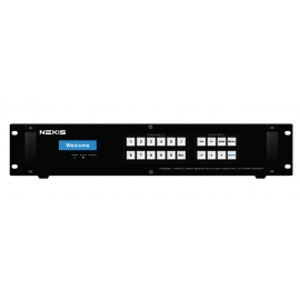 8 IN 8 OUT DRAG & DROP CROSS MULTI-VIEW VIDEO WALL & MATRIX SWITCH
