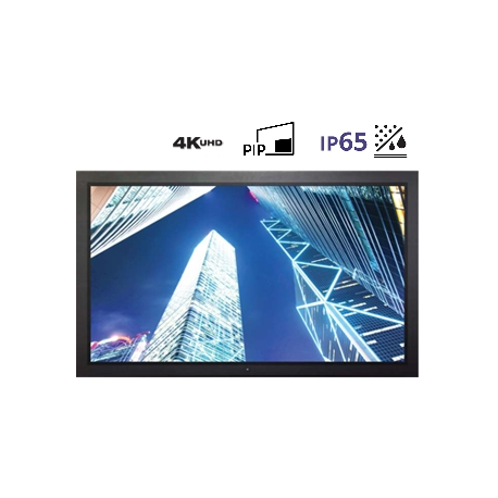 """Professional and Versatile 16:9 (4K / FHD) 43"""" LED Monitor"""