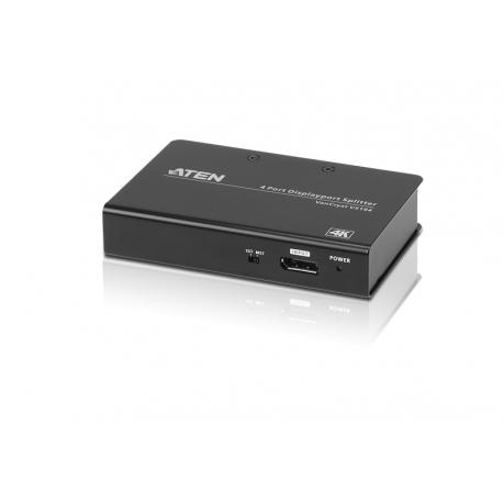 2-Port 4K DisplayPort Splitter