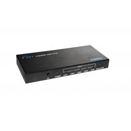 Ultra HD 5 Ports HDMI Switch