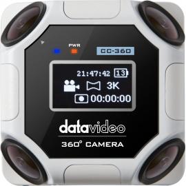 CC-360 4K 360° Camera