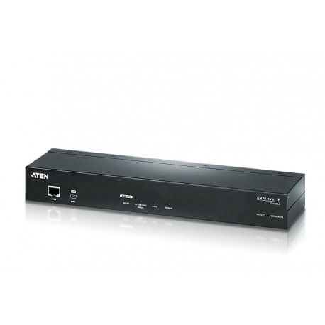 Single Port KVM over IP Switch with Single Port Power Switch