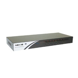 KVM Switch USB-PS/2 8-Port Rackmountable