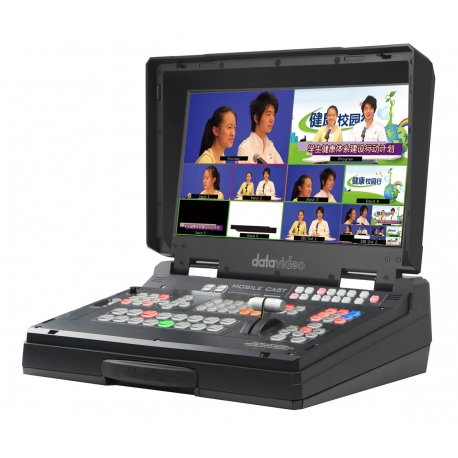 6-Channel HD Portable Video Streaming Studio
