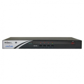 4-Port Rackmountable USB-PS/2 KVM Switch w/ OSD, Daisy-Chainable