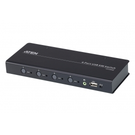 4-port USB Boundless KM Switch