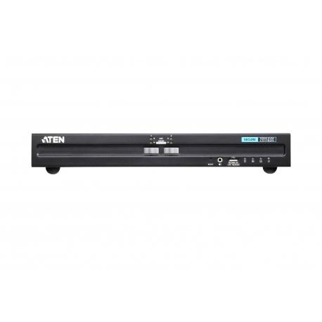 2-Port USB HDMI Secure KVM Switch (PSS PP v3.0 Compliant)