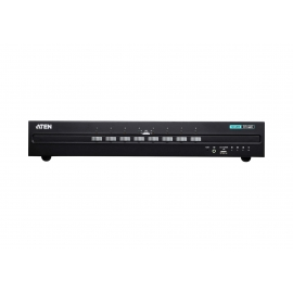 8-Port USB DVI Secure KVM Switch (PSS PP v3.0 Compliant)