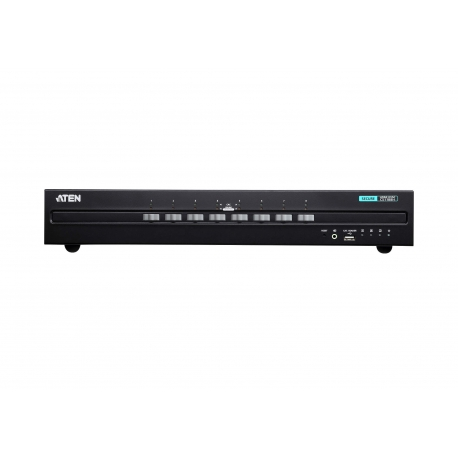8-Port USB HDMI Secure KVM Switch (PSS PP v3.0 Compliant)